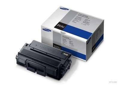 Toner Samsung MLT-D203U - černá