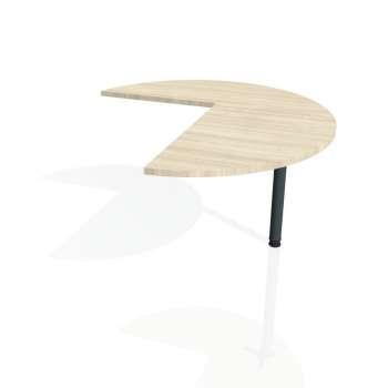 Přídavný stůl Hobis FLEX FP 22 pravý, akát/kov