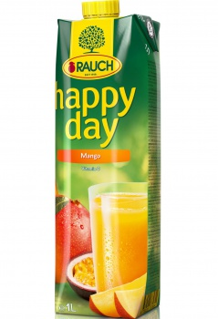 Džus HAPPY DAY - mango, 1 l