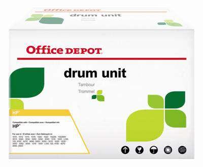 Toner Office Depot  HP CE390X/90X - černý