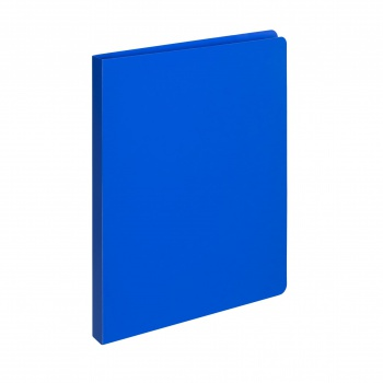 Plastové desky  s rychlosvorkou 2,0 cm modrá
