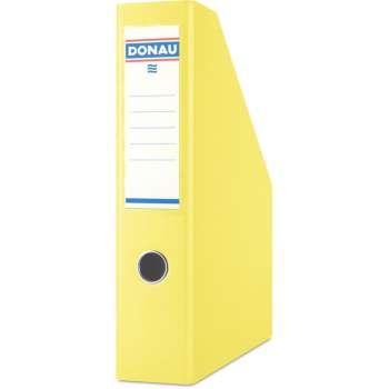 Stojan na časopis Donau, 7 cm, žlutá