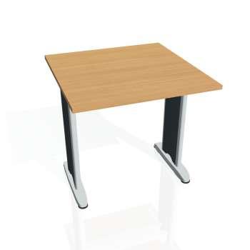 Jednací stůl Hobis FLEX FJ 800, buk/kov