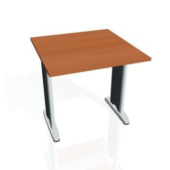 Jednací stůl Hobis FLEX FJ 800, třešeň/kov