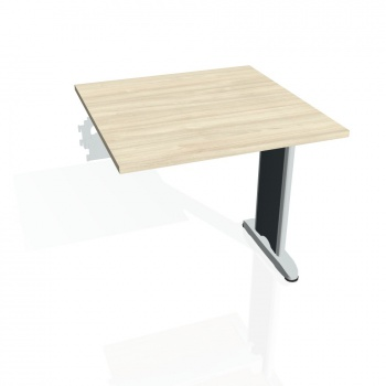 Jednací stůl Hobis FLEX FJ 800 R, akát/kov