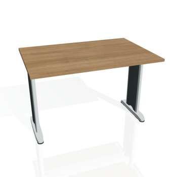 Jednací stůl Hobis FLEX FJ 1200, višeň/kov