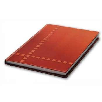 Záznamní kniha - A5, čtverečkovaná, 96 listů