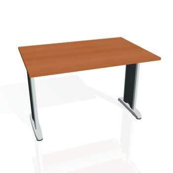 Jednací stůl Hobis FLEX FJ 1200, třešeň/kov