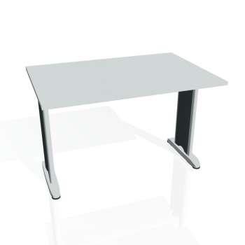 Jednací stůl Hobis FLEX FJ 1200, šedá/kov