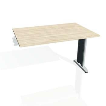 Jednací stůl Hobis FLEX FJ 1200 R, akát/kov