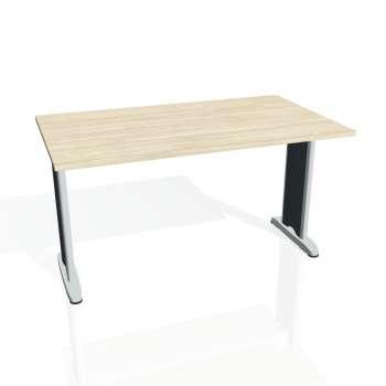 Jednací stůl Hobis FLEX FJ 1400, akát/kov
