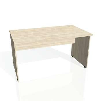 Psací stůl Hobis GATE GS 1400, akát/akát