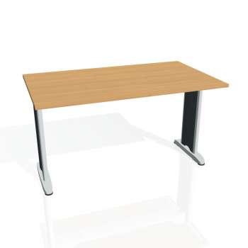 Jednací stůl Hobis FLEX FJ 1400, buk/kov