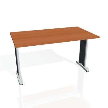 Jednací stůl Hobis FLEX FJ 1400, třešeň/kov
