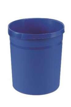 Odpadkový koš Office Depot - plastový, modrá, objem 18 l