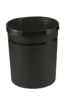 Odpadkový koš Office Depot - plastový, černá, objem 18 l