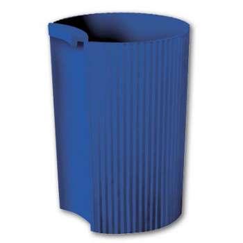 Kalíšek na tužky Office Depot - plastový, modrá