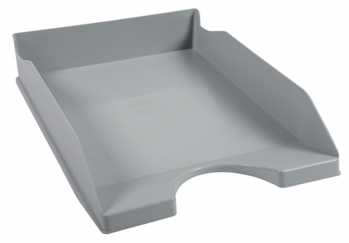 Zásuvka Office Depot - A4, plastová, šedá