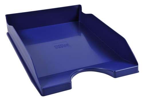 Zásuvka Office Depot - A4, plastová, modrá
