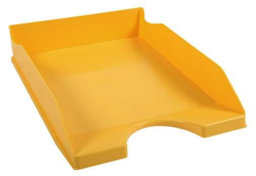 Zásuvka Office Depot - A4, plastová, žlutá