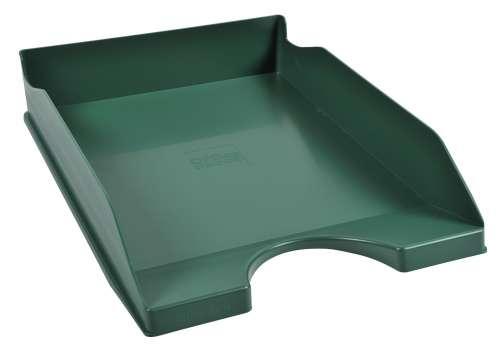 Zásuvka Office Depot - A4, plastová, zelená