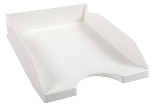 Zásuvka Office Depot - A4, plastová, bílá