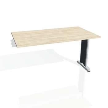 Jednací stůl Hobis FLEX FJ 1400 R, akát/kov