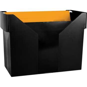Box na závěsné desky, černá