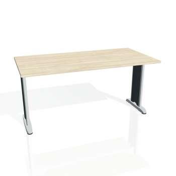 Jednací stůl Hobis FLEX FJ 1600, akát/kov