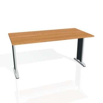 Jednací stůl Hobis FLEX FJ 1600, olše/kov