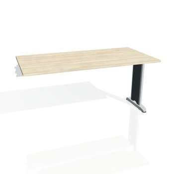 Jednací stůl Hobis FLEX FJ 1600 R, akát/kov