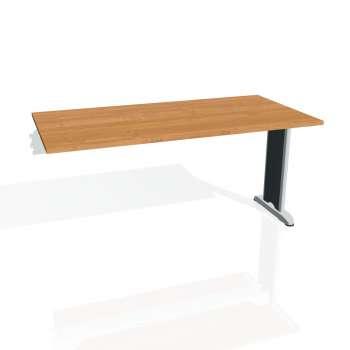 Jednací stůl Hobis FLEX FJ 1600 R, olše/kov