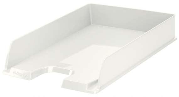 Zásuvka Esselte VIVIDA - A4, plastová, bílá