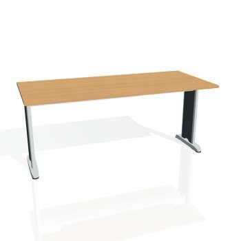 Jednací stůl Hobis FLEX FJ 1800, buk/kov