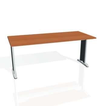 Jednací stůl Hobis FLEX FJ 1800, třešeň/kov