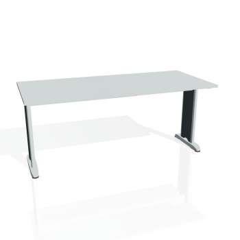 Jednací stůl Hobis FLEX FJ 1800, šedá/kov