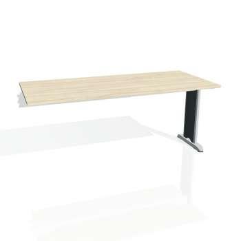 Jednací stůl Hobis FLEX FJ 1800 R, akát/kov