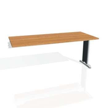 Jednací stůl Hobis FLEX FJ 1800 R, olše/kov