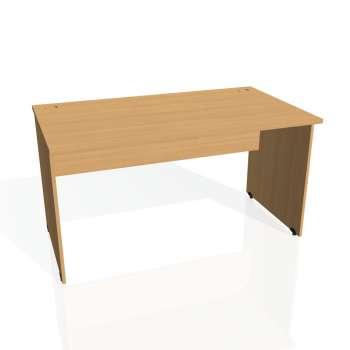 Psací stůl Hobis GATE GS 1400, buk/buk