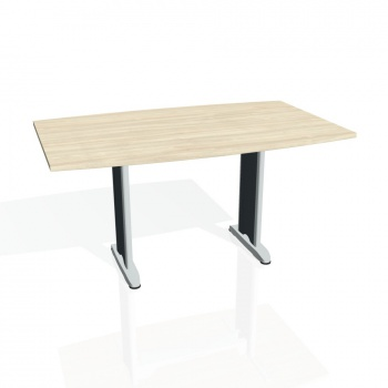 Jednací stůl Hobis FLEX FJ 150, akát/kov