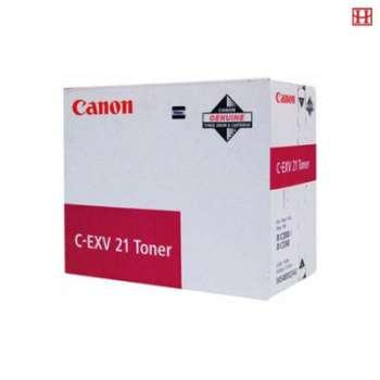 Toner  Canon C-EXV21, purpurová