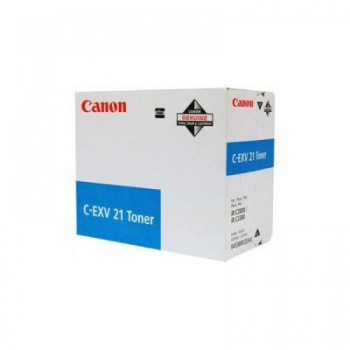 Toner Canon C-EXV21 - azurová