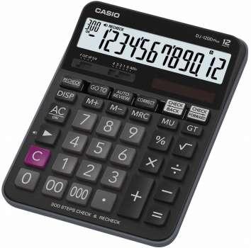Velká stolní kalkulačka Casio D 120B