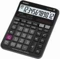 Velká stolní kalkulačka Casio DJ 120D, černá