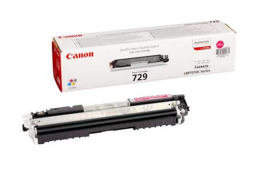 Toner Canon CRG-729M - purpurová