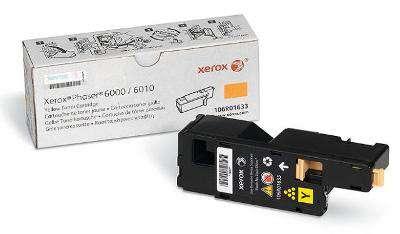 Toner Xerox 106R01633 - žlutý