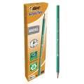 Grafitová tužka  BIC Evolution, zelená, 12 ks