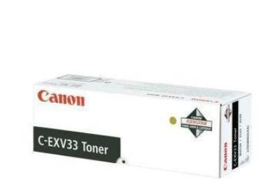 Toner Canon C-EXV33 - černý