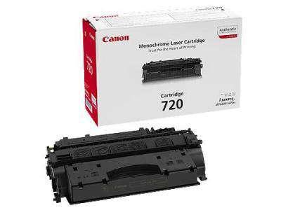 Toner Canon CRG-720 - černá