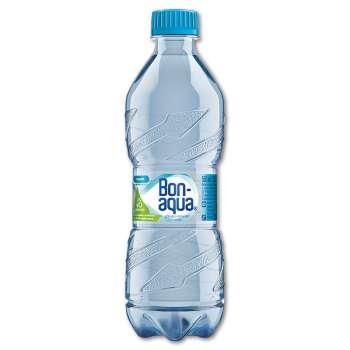 Pramenitá voda Bonaqua - neperlivá, 12 x 0,5 l
